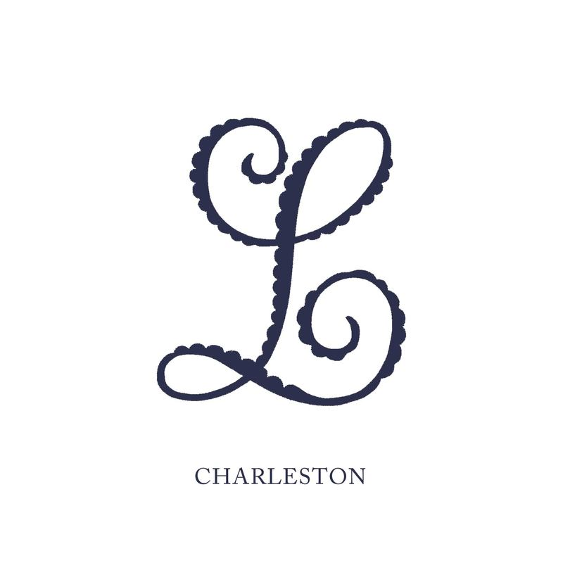 Wallace Monogram - Charleston. See samples of this monogram by searching #wpc_charleston on social media.