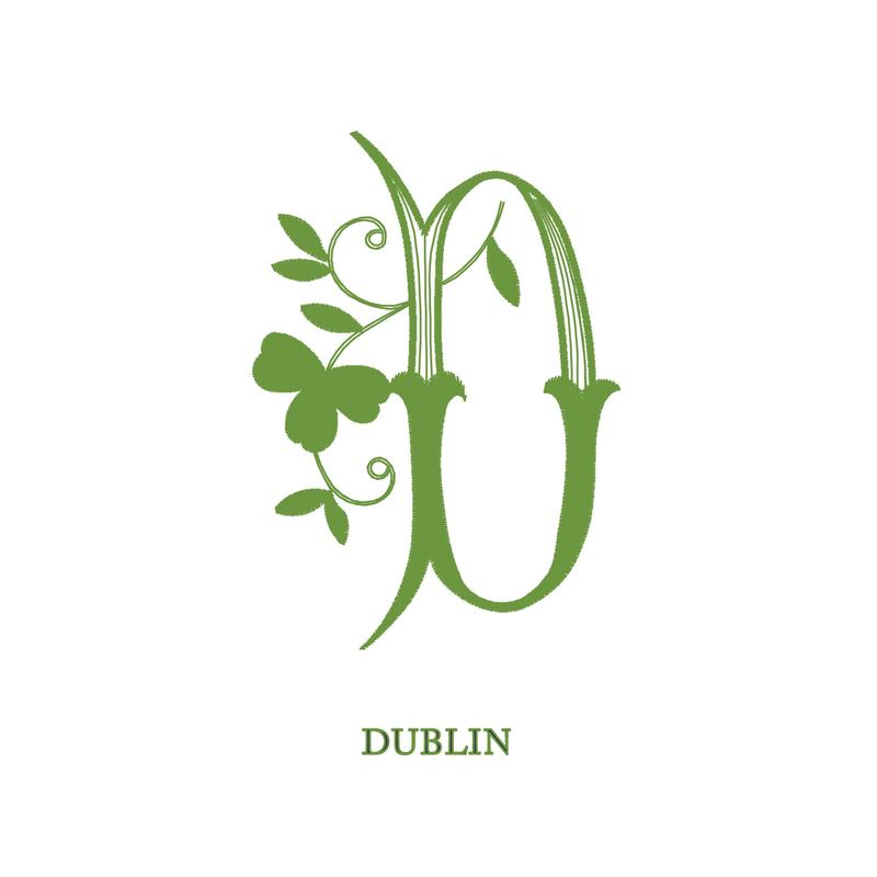 Wallace Monograms - Dublin. See samples of this monogram by searching #wpc_dublin on social media.